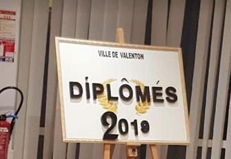 LA SOIREE DES DIPLOMES DE VALENTON